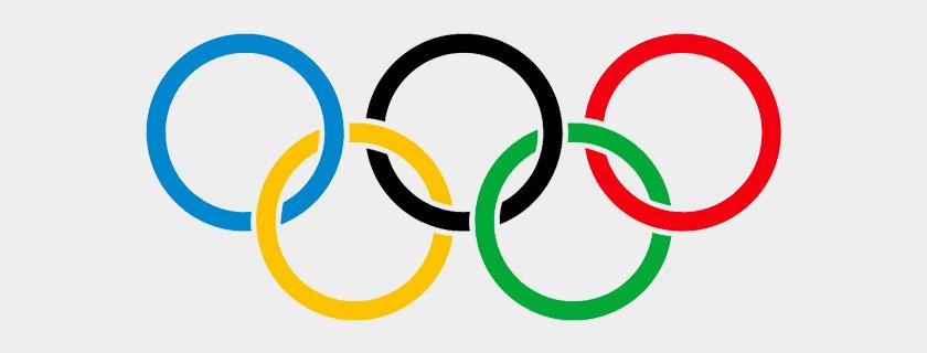 Lighting sequences of the Olympics rings in Vancouver
