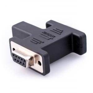 Kvaser DB9-Power Inlet