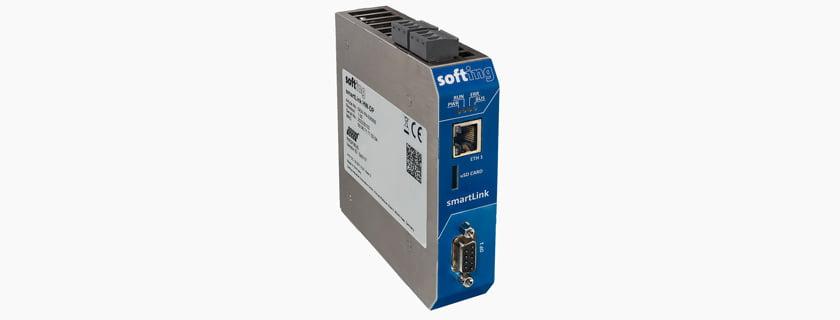 SmartLink HW-DP opens up Industry 4.0 connectivity